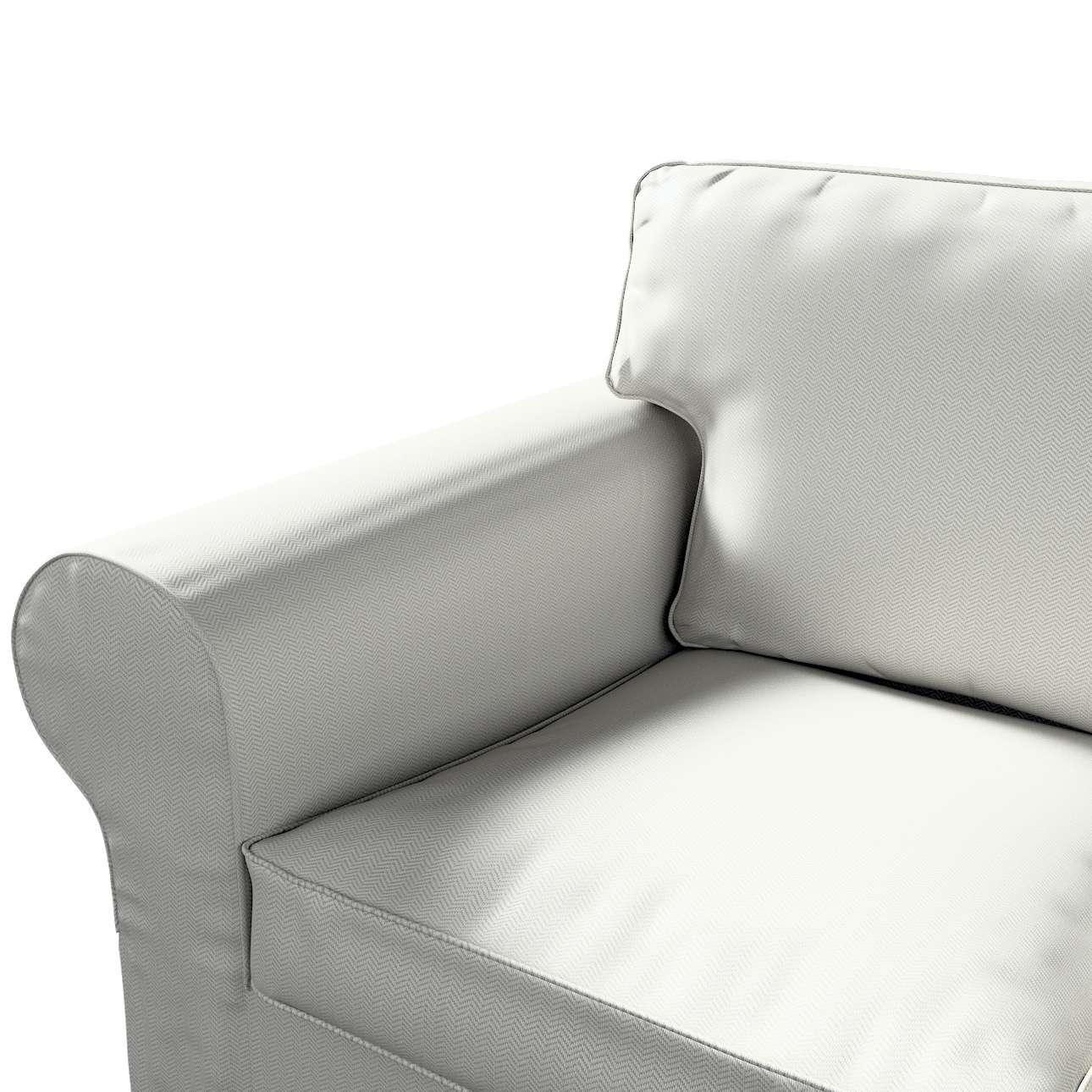 Pokrowiec na sofę Ektorp 3-osobową, nierozkładaną w kolekcji Bergen, tkanina: 161-84