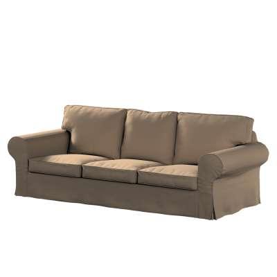 Pokrowiec na sofę Ektorp 3-osobową, nierozkładaną w kolekcji Bergen, tkanina: 161-85