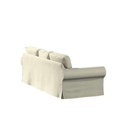Pokrowiec na sofę Ektorp 3-osobową, nierozkładaną w kolekcji Living, tkanina: 161-62