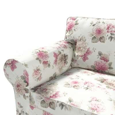 Pokrowiec na sofę Ektorp 2-osobową, nierozkładaną w kolekcji Londres, tkanina: 141-07