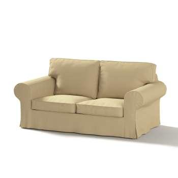 Ektorp 2-Sitzer Sofabezug nicht ausklappbar von der Kollektion Cotton Panama, Stoff: 702-01