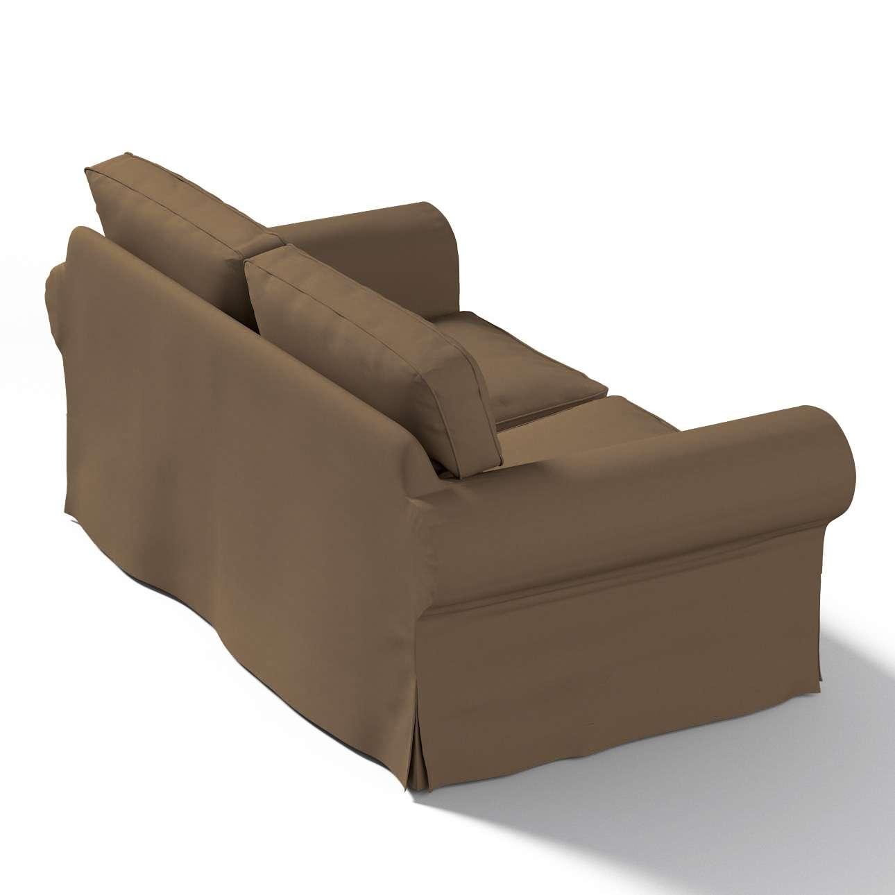Potah na pohovku IKEA  Ektorp 2-místná, nerozkládací pohovka Ektorp 2-místná v kolekci Cotton Panama, látka: 702-02