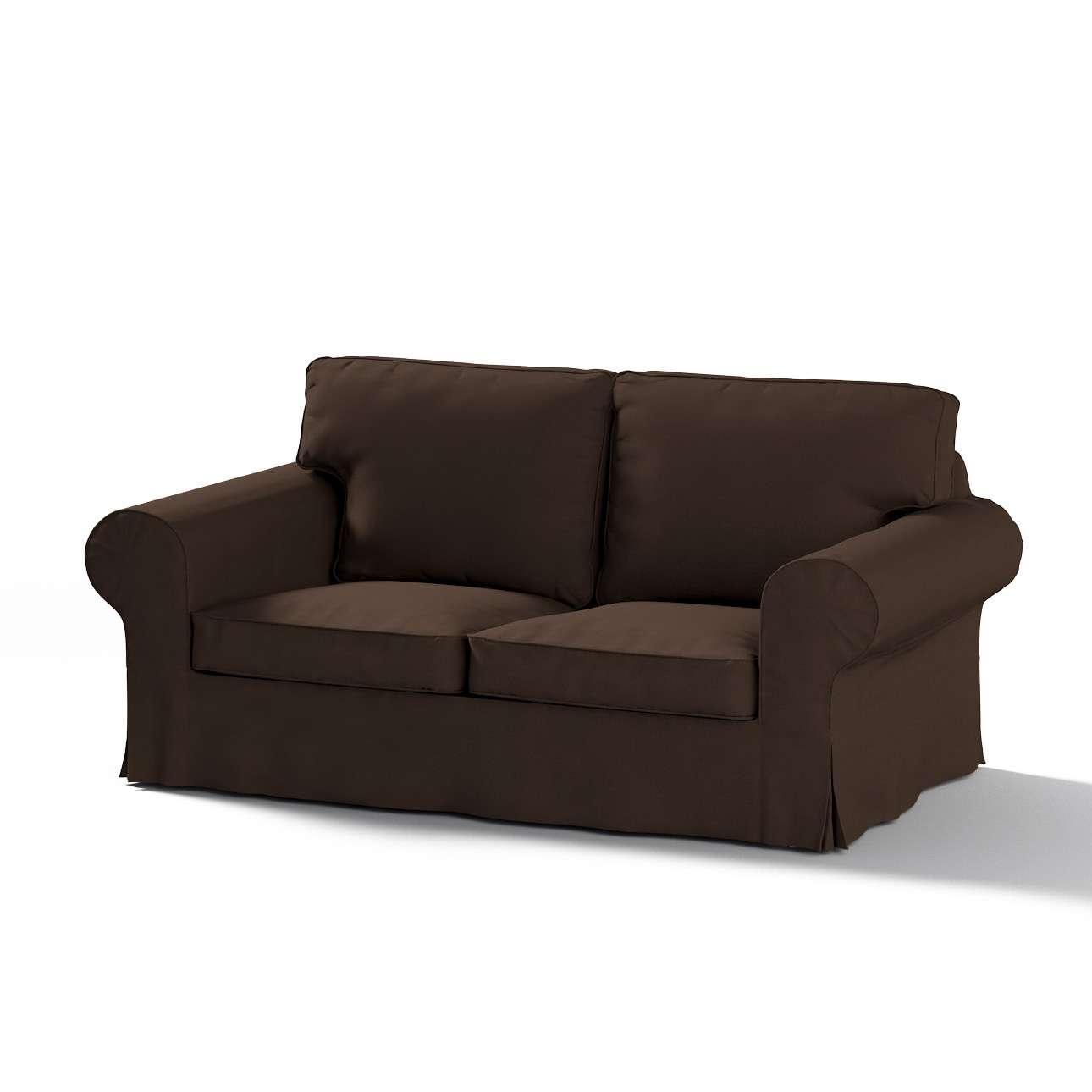IKEA-hoes voor Ektorp 2-zitsbank - niet uitklapbaar van de collectie Cotton Panama, Stof: 702-03