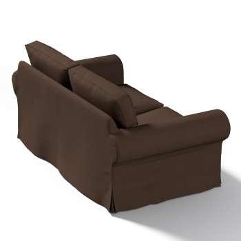 Ektorp 2 sæder Betræk uden sofa fra kollektionen Cotton Panama, Stof: 702-03