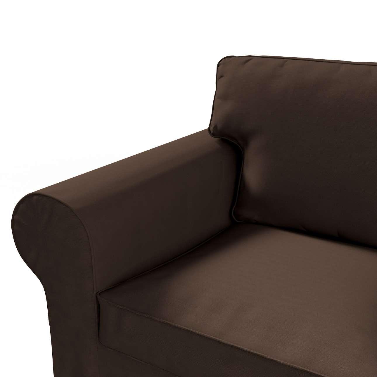 Ektorp betræk 2 sæder fra kollektionen Cotton Panama, Stof: 702-03