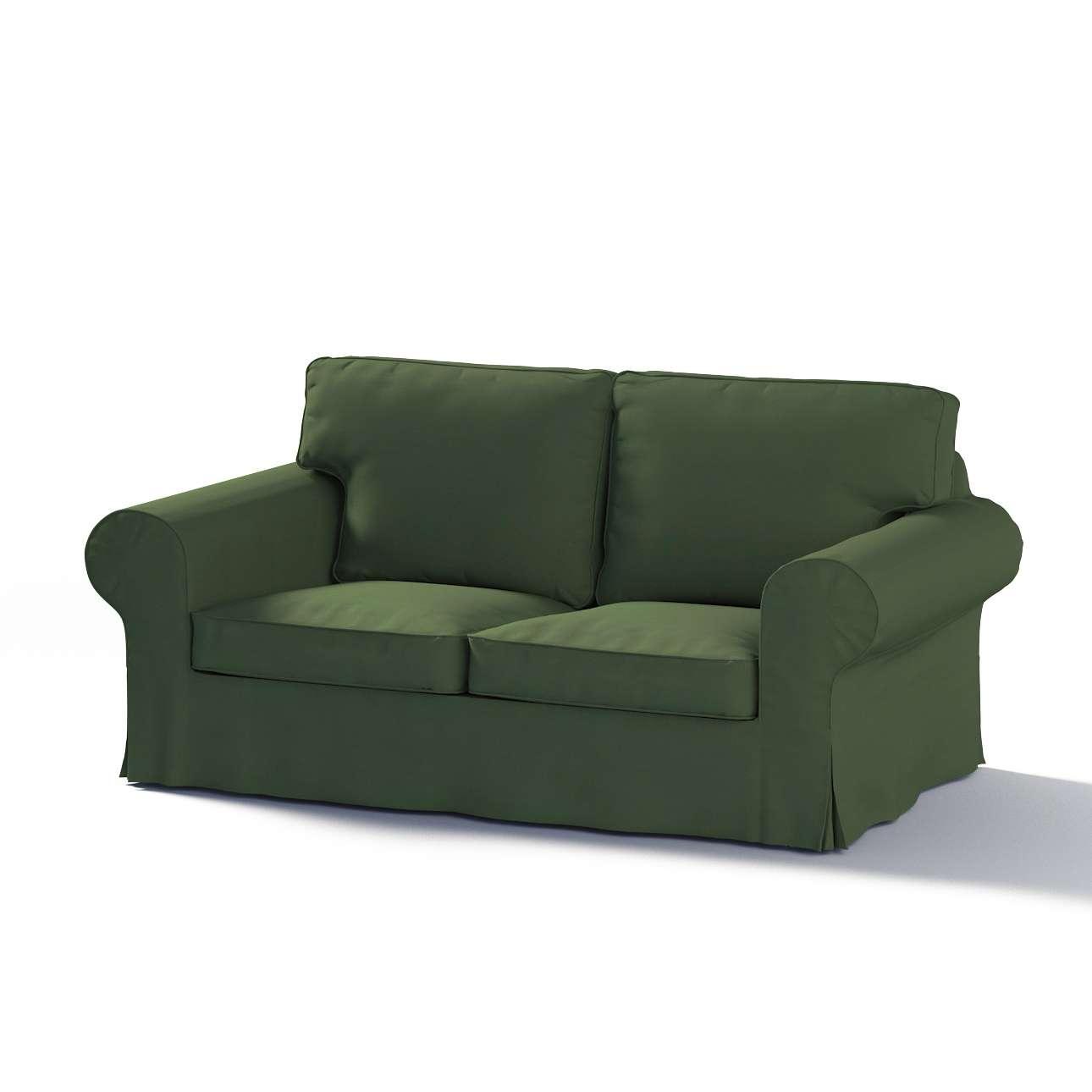 Pokrowiec na sofę Ektorp 2-osobową, nierozkładaną Sofa Ektorp 2-osobowa w kolekcji Cotton Panama, tkanina: 702-06