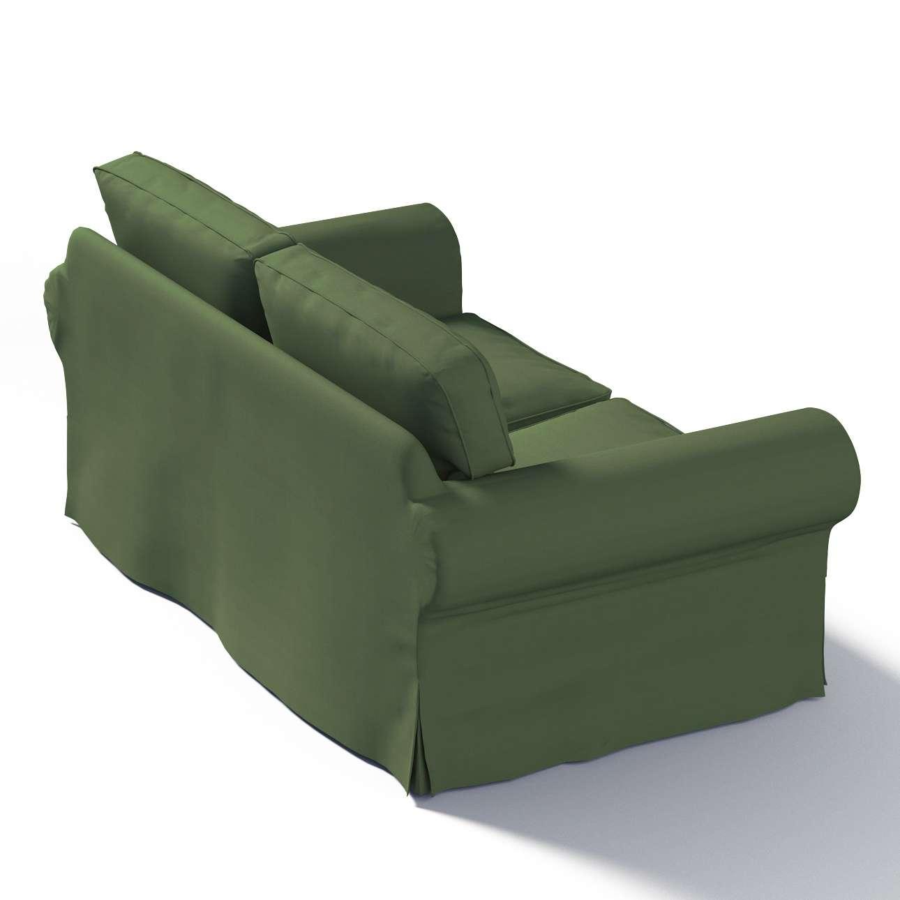 Poťah na sedačku Ektorp (nerozkladá sa, pre 2 osoby) V kolekcii Cotton Panama, tkanina: 702-06