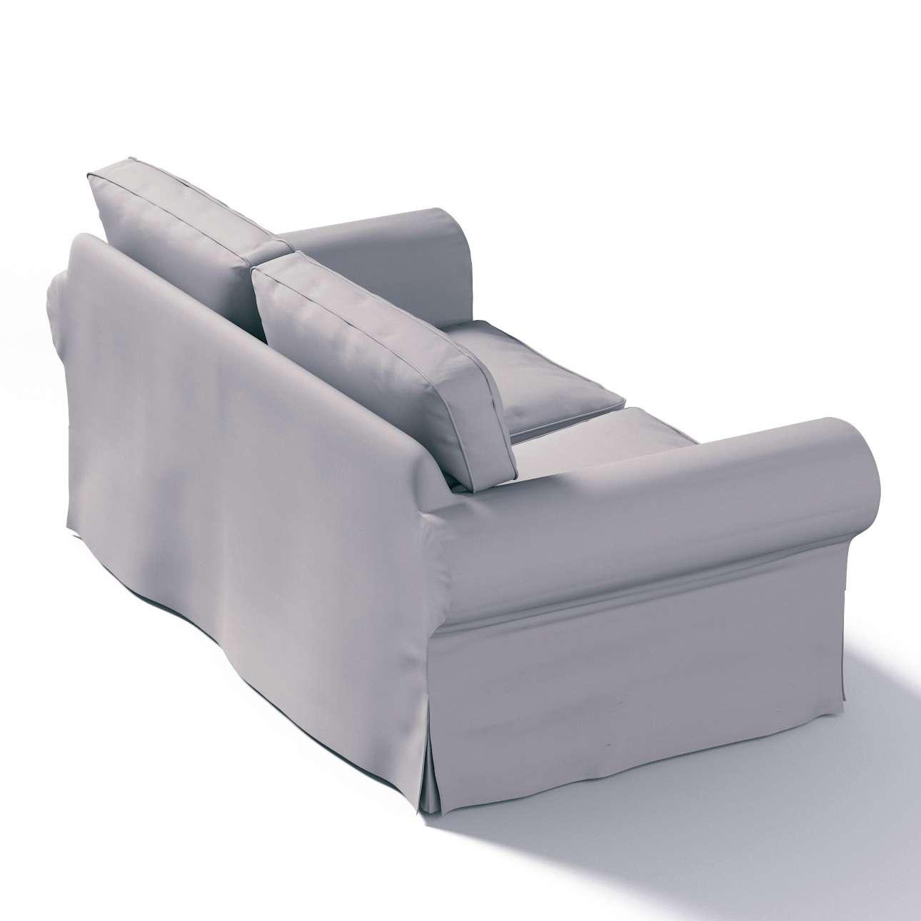 Ektorp dvivietės sofos užvalkalas Ektorp dvivietės sofos užvalkalas kolekcijoje Cotton Panama, audinys: 702-07