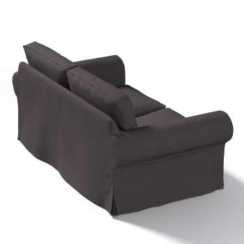Ektorp 2-Sitzer Sofabezug nicht ausklappbar von der Kollektion Cotton Panama, Stoff: 702-09