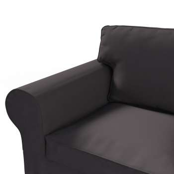 Ektorp betræk 2 sæder fra kollektionen Cotton Panama, Stof: 702-09