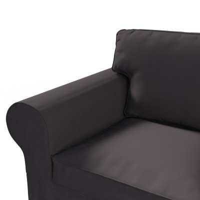 Pokrowiec na sofę Ektorp 2-osobową, nierozkładaną w kolekcji Cotton Panama, tkanina: 702-09