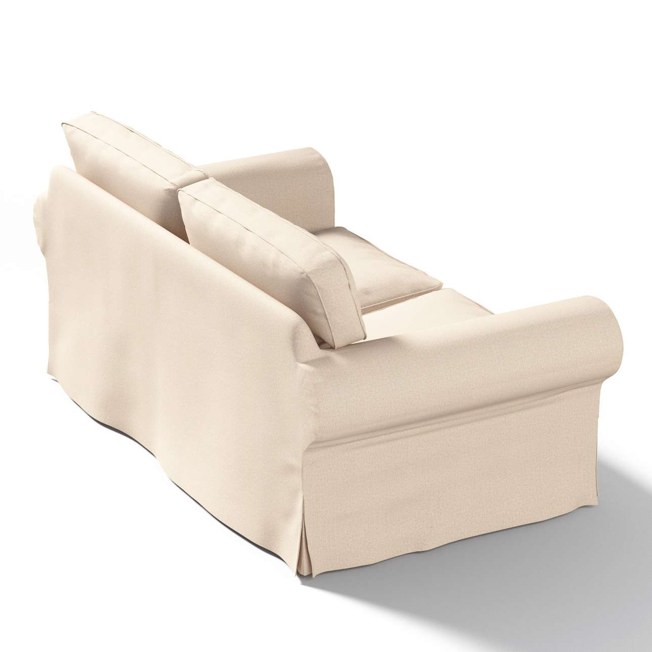 Ektorp dvivietės sofos užvalkalas Ektorp dvivietės sofos užvalkalas kolekcijoje Edinburgh , audinys: 115-78