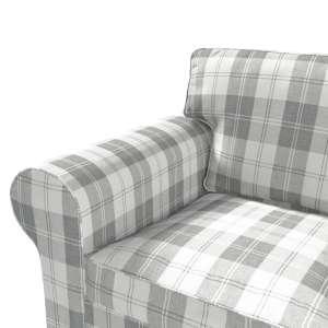 Ektorp 2-Sitzer Sofabezug nicht ausklappbar Sofabezug für  Ektorp 2-Sitzer nicht ausklappbar von der Kollektion Edinburgh , Stoff: 115-79