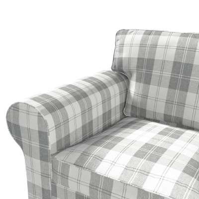 Pokrowiec na sofę Ektorp 2-osobową, nierozkładaną w kolekcji Edinburgh, tkanina: 115-79