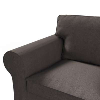 Pokrowiec na sofę Ektorp 2-osobową, nierozkładaną w kolekcji Chenille, tkanina: 702-20