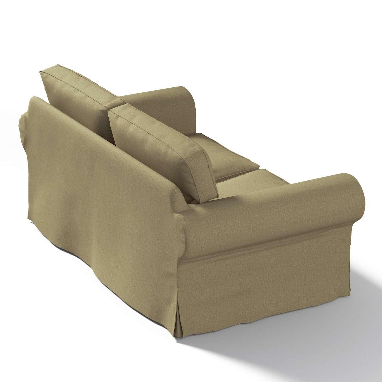 Potah na pohovku IKEA  Ektorp 2-místná, nerozkládací v kolekci Chenille , látka: 702-21