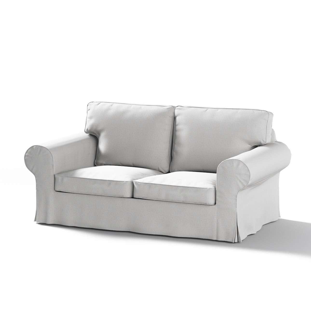 Potah na pohovku IKEA  Ektorp 2-místná, nerozkládací pohovka Ektorp 2-místná v kolekci Chenille , látka: 702-23