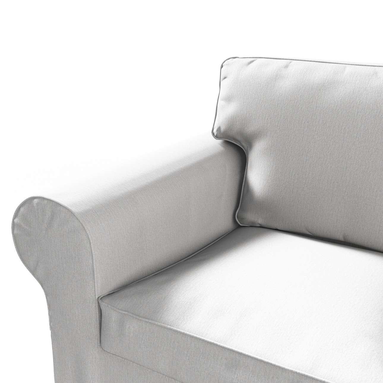 Poťah na sedačku Ektorp (nerozkladá sa, pre 2 osoby) V kolekcii Chenille, tkanina: 702-23