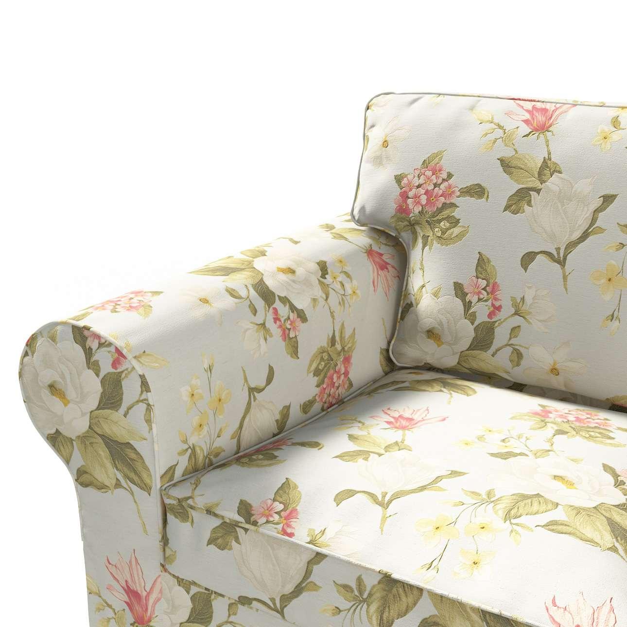 Ektorp 2-Sitzer Sofabezug nicht ausklappbar von der Kollektion Londres, Stoff: 123-65