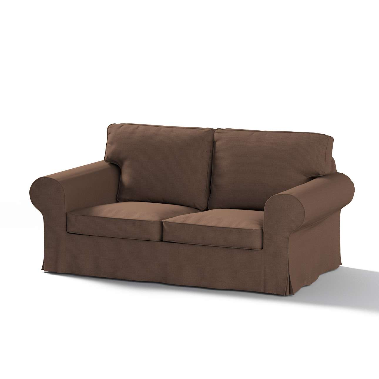 Ektorp 2-Sitzer Sofabezug nicht ausklappbar Sofabezug für  Ektorp 2-Sitzer nicht ausklappbar von der Kollektion Etna, Stoff: 705-08