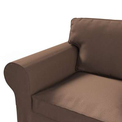 Pokrowiec na sofę Ektorp 2-osobową, nierozkładaną w kolekcji Etna, tkanina: 705-08