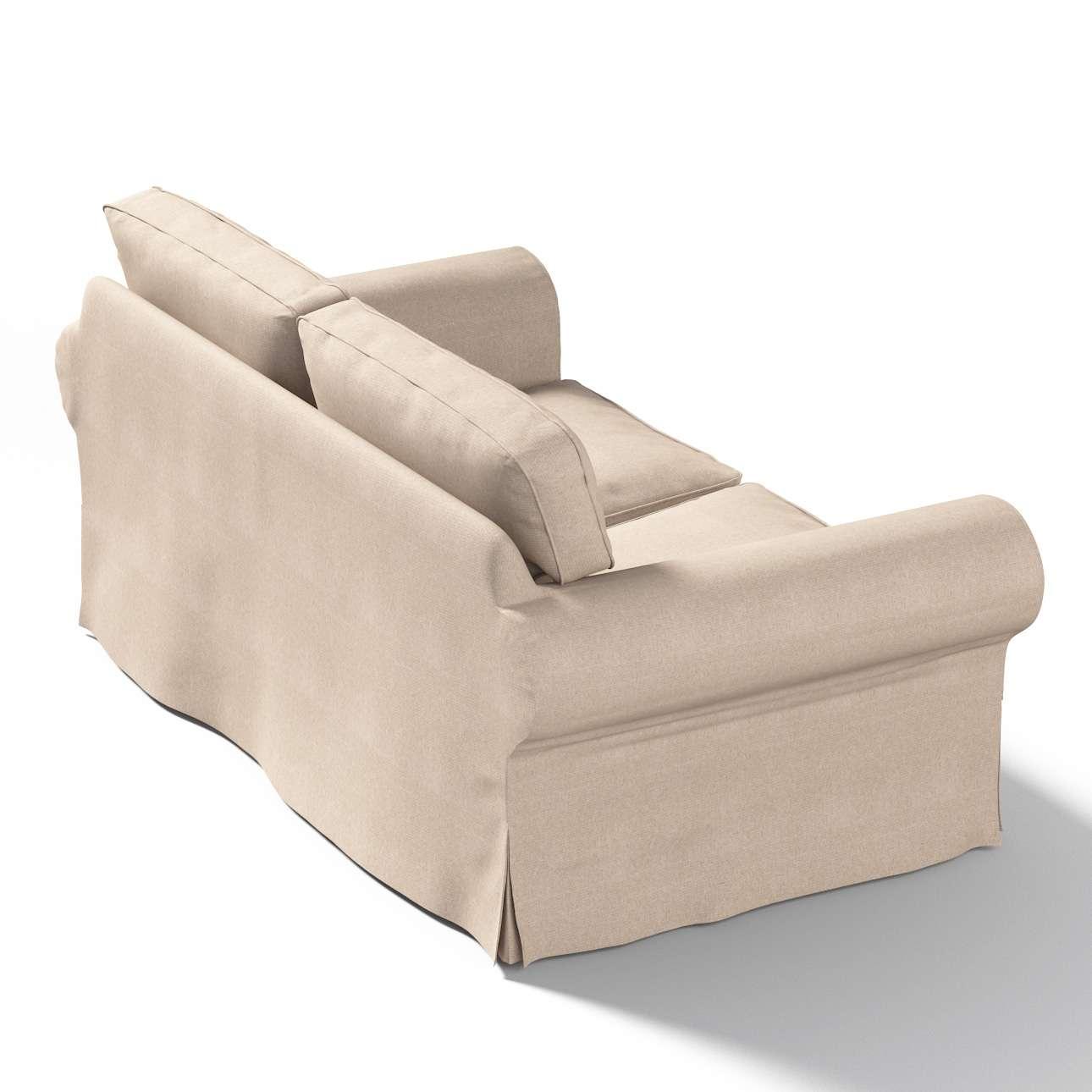 Ektorp 2-Sitzer Sofabezug nicht ausklappbar von der Kollektion Etna, Stoff: 705-09