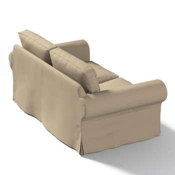 Ektorp 2-Sitzer Sofabezug nicht ausklappbar von der Kollektion Cotton Panama, Stoff: 702-28