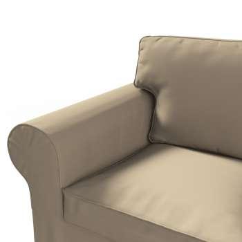 Ektorp betræk 2 sæder fra kollektionen Cotton Panama, Stof: 702-28