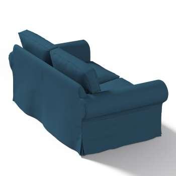 Ektorp 2 sæder Betræk uden sofa fra kollektionen Cotton Panama, Stof: 702-30