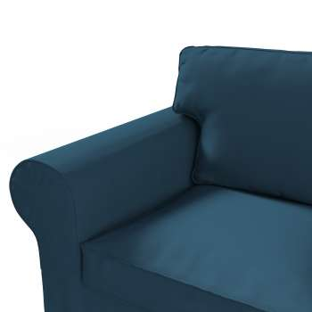 Ektorp betræk 2 sæder fra kollektionen Cotton Panama, Stof: 702-30