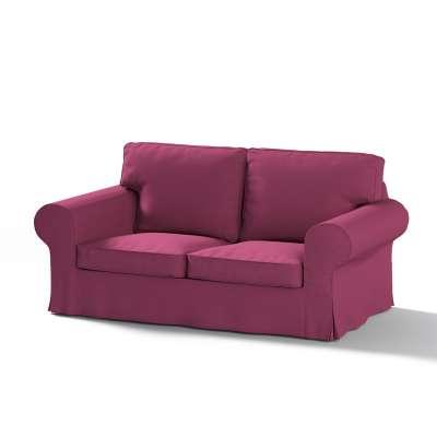 IKEA-hoes voor Ektorp 2-zitsbank - niet uitklapbaar van de collectie Cotton Panama, Stof: 702-32
