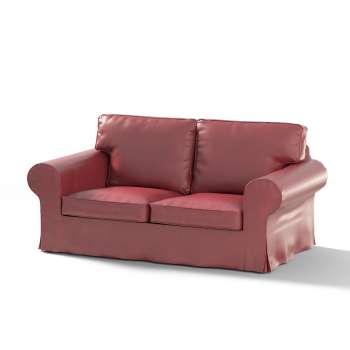 Ektorp 2-Sitzer Sofabezug nicht ausklappbar von der Kollektion Öko-Leder, Stoff: 104-49