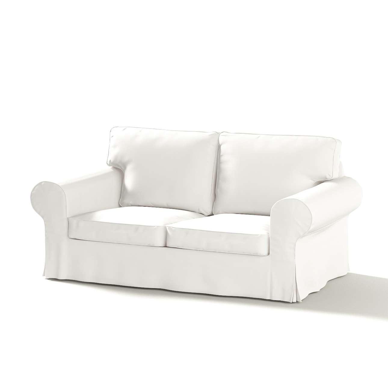 Potah na pohovku IKEA  Ektorp 2-místná, nerozkládací pohovka Ektorp 2-místná v kolekci Cotton Panama, látka: 702-34