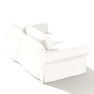 IKEA-hoes voor Ektorp 2-zitsbank - niet uitklapbaar van de collectie Cotton Panama, Stof: 702-34