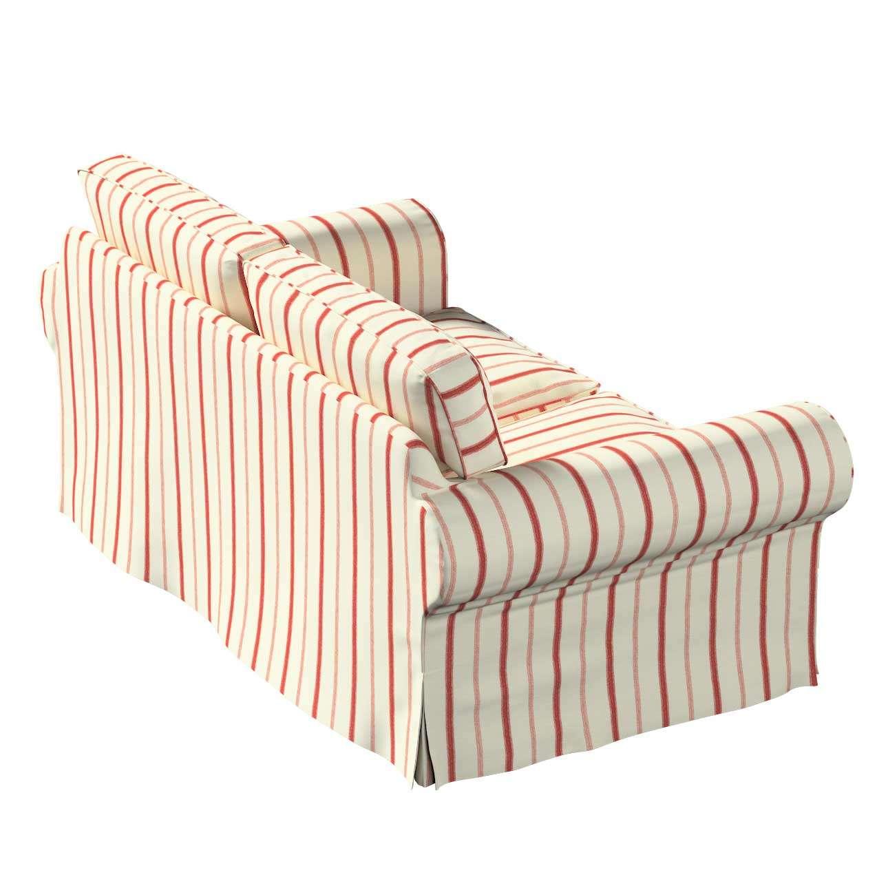 Pokrowiec na sofę Ektorp 2-osobową, nierozkładaną Sofa Ektorp 2-osobowa w kolekcji Avinon, tkanina: 129-15