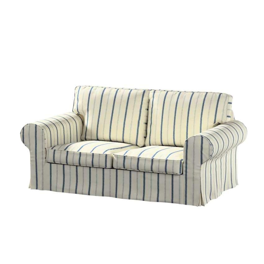ektorp 2 sitzer sofabezug nicht ausklappbar creme blau. Black Bedroom Furniture Sets. Home Design Ideas