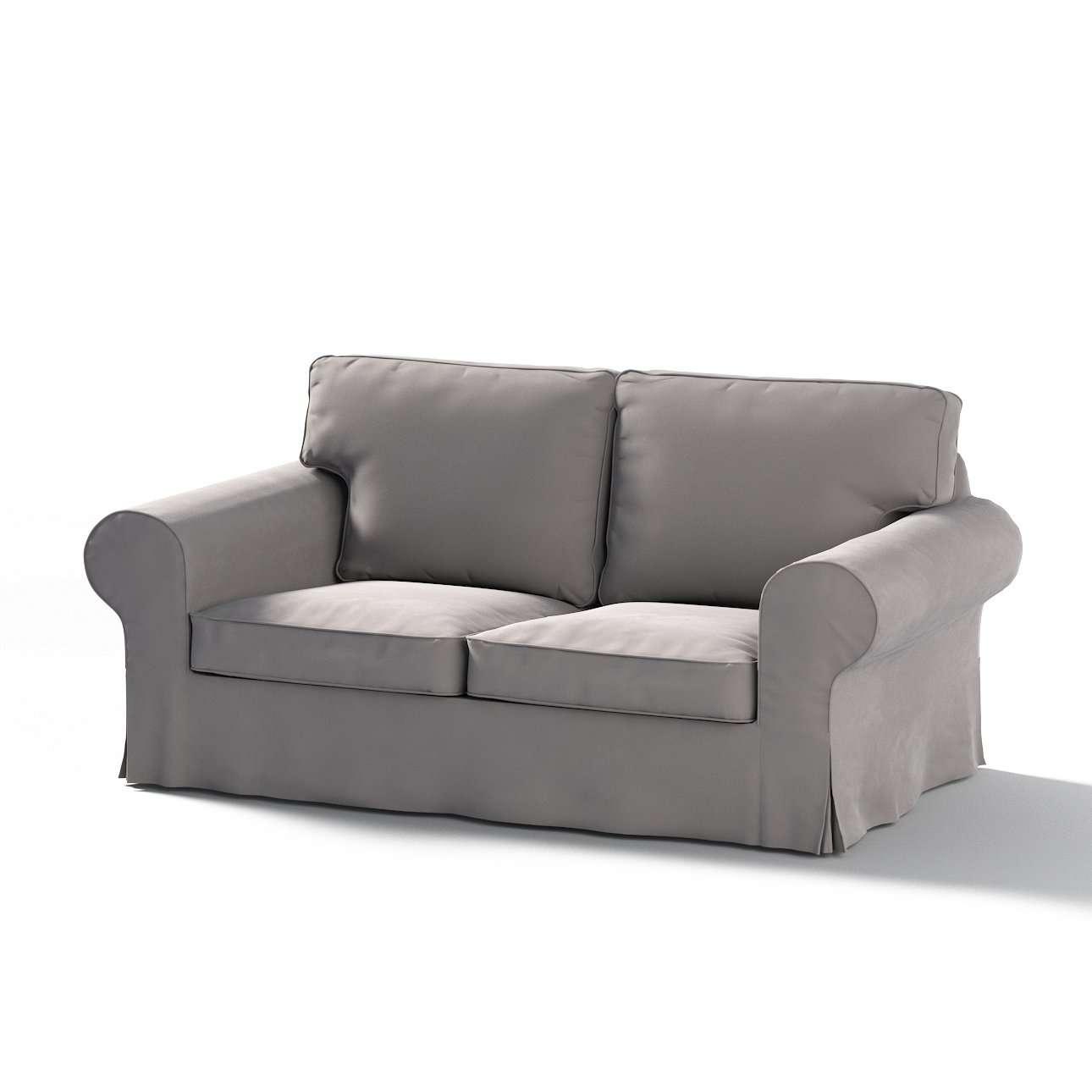 Pokrowiec na sofę Ektorp 2-osobową, nierozkładaną w kolekcji Velvet, tkanina: 704-11