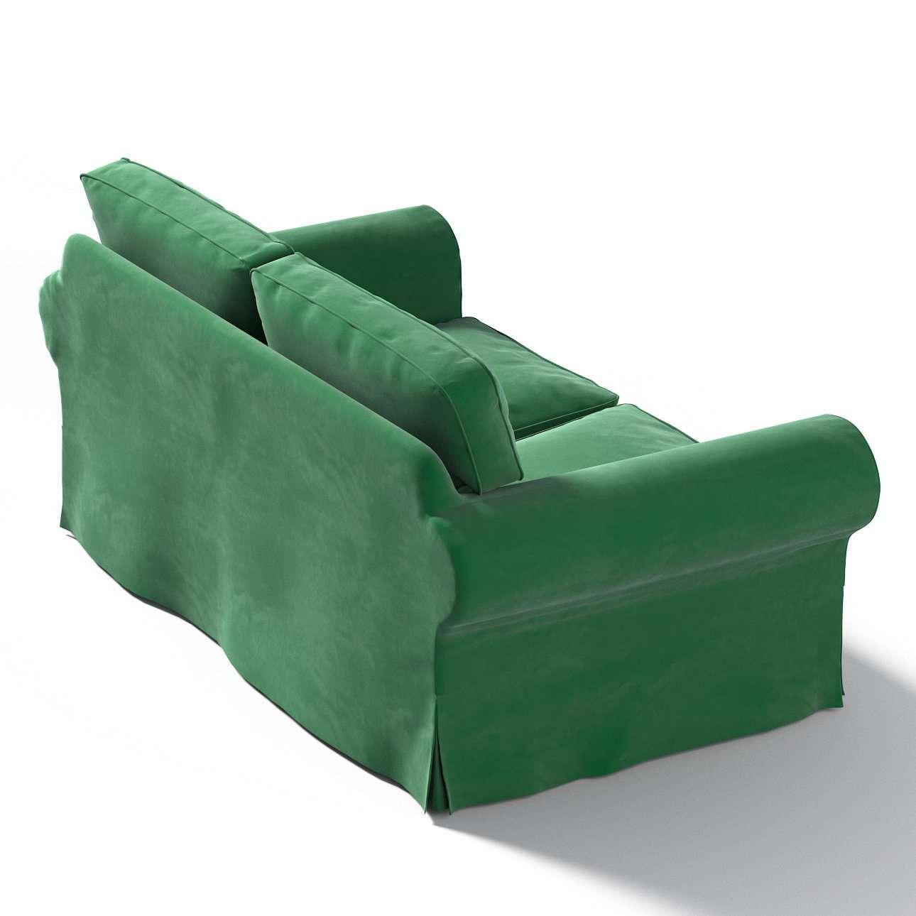 Poťah na sedačku Ektorp (nerozkladá sa, pre 2 osoby) V kolekcii Velvet, tkanina: 704-13
