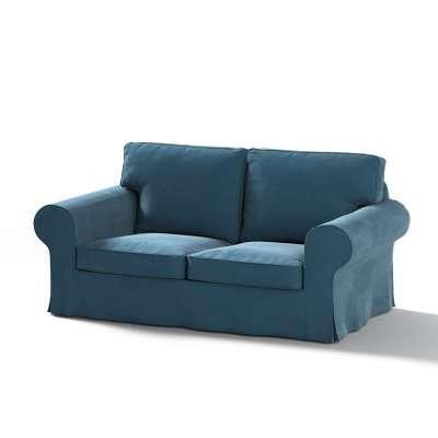 Pokrowiec na sofę Ektorp 2-osobową, nierozkładaną w kolekcji Velvet, tkanina: 704-16