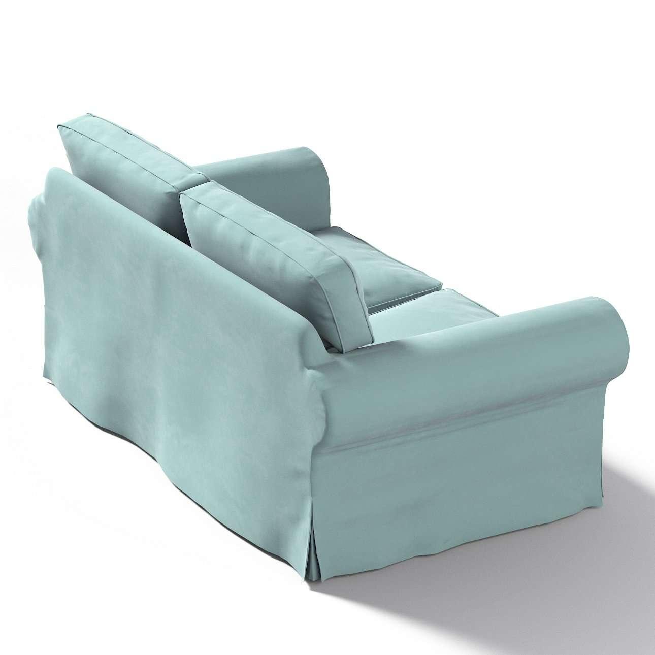 Poťah na sedačku Ektorp (nerozkladá sa, pre 2 osoby) V kolekcii Velvet, tkanina: 704-18
