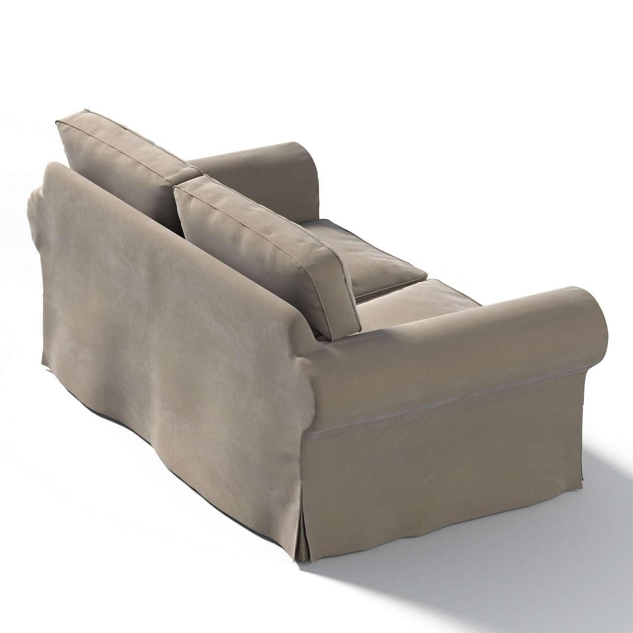 Poťah na sedačku Ektorp (nerozkladá sa, pre 2 osoby) V kolekcii Velvet, tkanina: 704-19