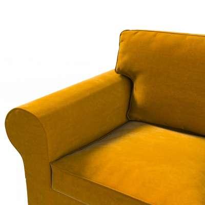Pokrowiec na sofę Ektorp 2-osobową, nierozkładaną w kolekcji Velvet, tkanina: 704-23