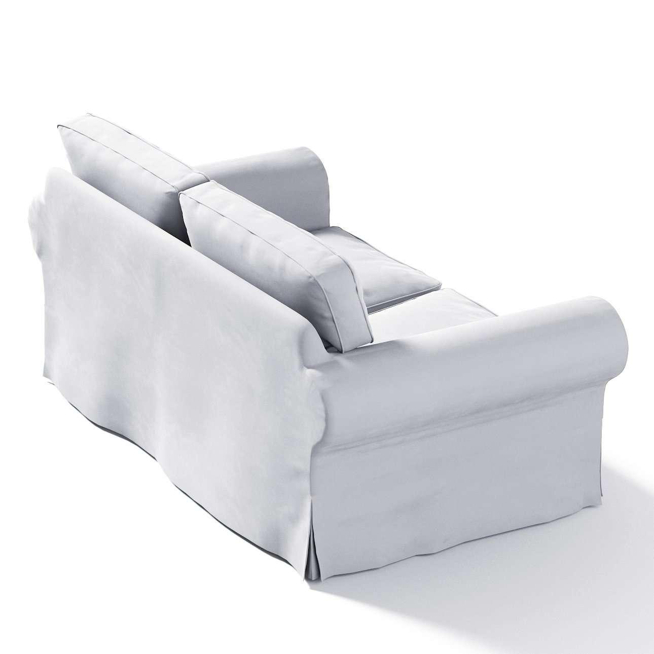 Pokrowiec na sofę Ektorp 2-osobową, nierozkładaną w kolekcji Velvet, tkanina: 704-24