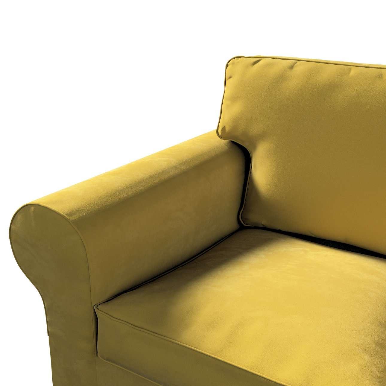 Ektorp betræk 2 sæder fra kollektionen Velvet, Stof: 704-27