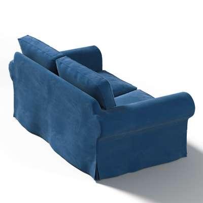 Poťah na sedačku Ektorp (nerozkladá sa, pre 2 osoby) V kolekcii Velvet, tkanina: 704-29