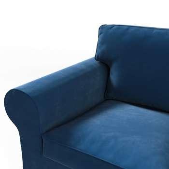 Pokrowiec na sofę Ektorp 2-osobową, nierozkładaną w kolekcji Velvet, tkanina: 704-29