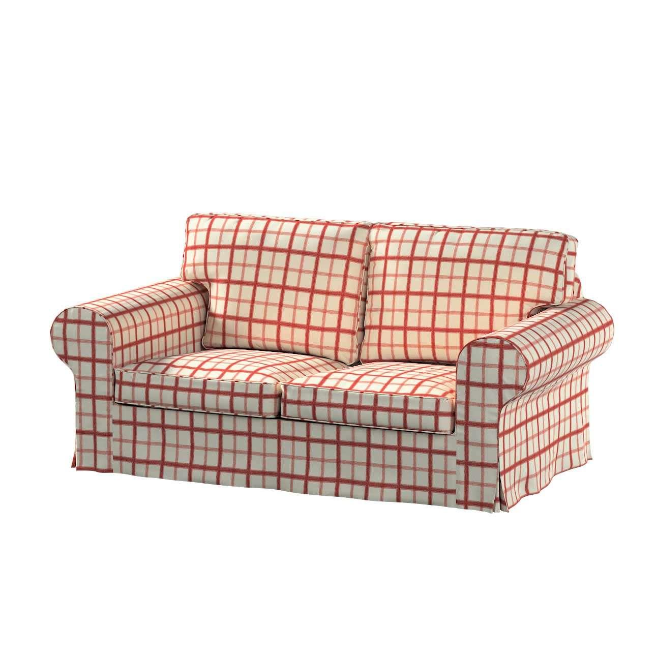 Potah na pohovku IKEA  Ektorp 2-místná, nerozkládací pohovka Ektorp 2-místná v kolekci Avignon, látka: 131-15