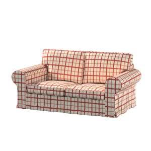 Pokrowiec na sofę Ektorp 2-osobową, nierozkładaną Sofa Ektorp 2-osobowa w kolekcji Avinon, tkanina: 131-15