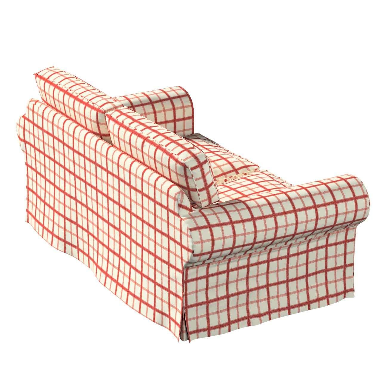 IKEA-hoes voor Ektorp 2-zitsbank - niet uitklapbaar van de collectie Avinon, Stof: 131-15