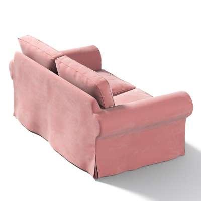 Bezug für Ektorp 2-Sitzer Sofa nicht ausklappbar von der Kollektion Velvet, Stoff: 704-30